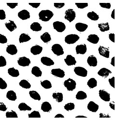 ink abstract seamless pattern background vector image