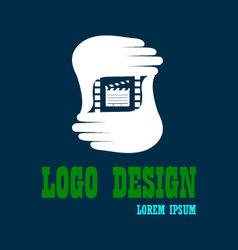 Logo design 2 vector image