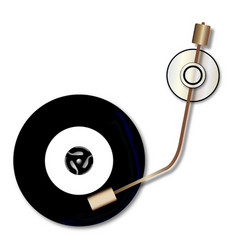 Record and arm vector