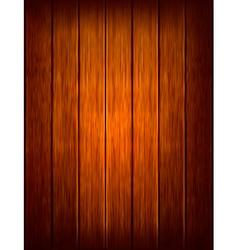 dark wood background vector image vector image