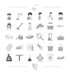 hygiene medicine business and other web icon in vector image