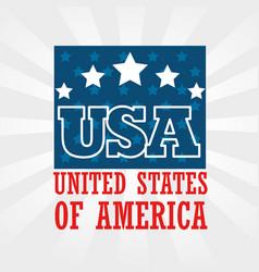 United states design vector