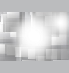 abstract geometric background modern design gray vector image vector image