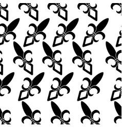fleur de lis icon image vector image