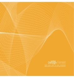 Abstract techno background vector