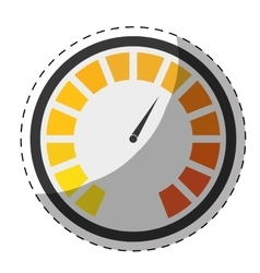 Beer meter icon image design vector