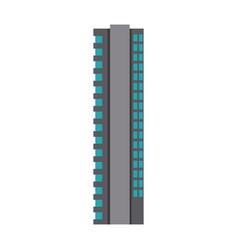 Future city urban moder vector