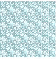 Seamless pattern of ceramic tile vector