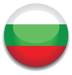 bulgaria flag vector image vector image