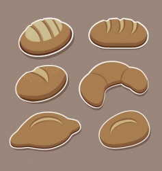 French food vector image vector image