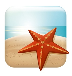 app icon for web applica vector image