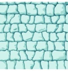 ice brick seamless pattern vector image vector image