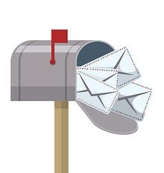 Delivery postman design vector