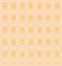 Red polka dots on beige background vector