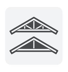 Rotruss icon vector