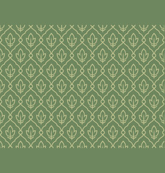 Seamless ethnic vintage pattern vector