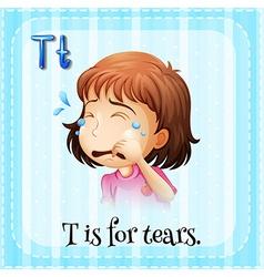 Tears vector