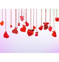 Valentines Day Background EPS 8 vector