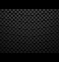 Black metal texture background vector