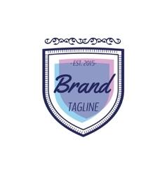 Logo design element Vintage retro style Arrows vector
