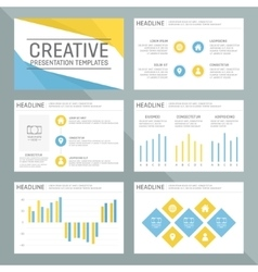 Template for multipurpose presentation vector