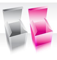 two box vector image