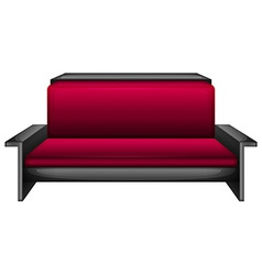 An elegant furniture vector