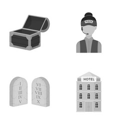 Business restaurant travel and other web icon in vector