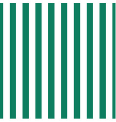 pattern green and white vertical stripe seamless vector image