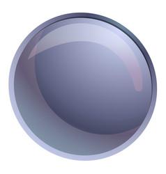 Screw-bolt icon cartoon style vector
