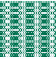 pattern emerald green braided tight stripe vector image