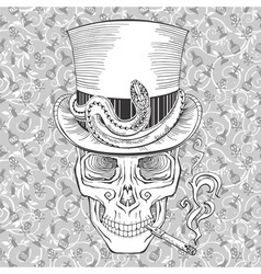 Baron samedi image vector