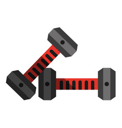 fitness and health icon concept vector image