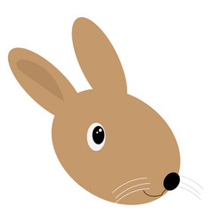 avatar of rabbit vector image