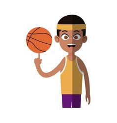 practice sports design vector image
