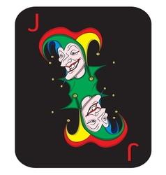 joker icon7 resize vector image
