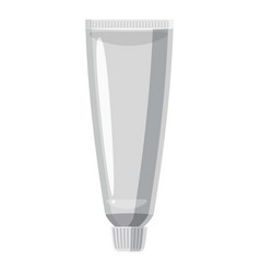 Ointment tube icon cartoon style vector