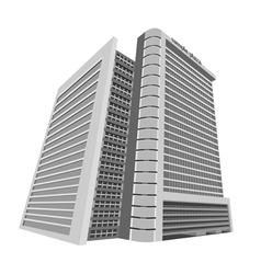 Sample plaza vector