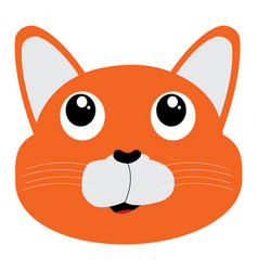 avatar of cat vector image vector image