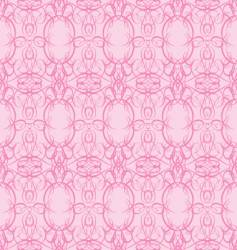 vinatge wallpaper vector image vector image