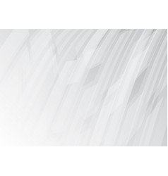 gray abstract waves background with copy space vector image vector image