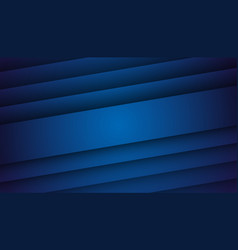 Blue stripe geometric abstract background vector