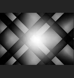 black and gray geometric abstract background with vector image