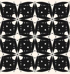 Ornamental seamless pattern geometric stars vector