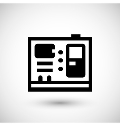 diesel generator icon clip art electric generator icon vector electric diesel generator vector images over 220