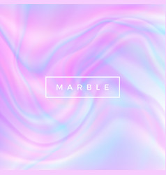 liquid marble texture vector image