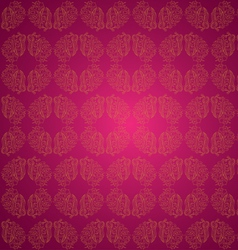 Luxurious Pattern vector image