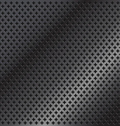 Grey metal texture vector image