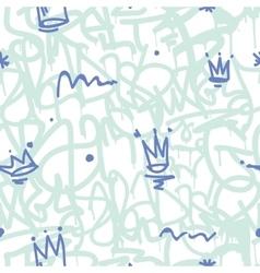 Graffiti Seamless Patten vector