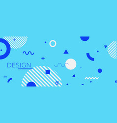 Modern colored background vector